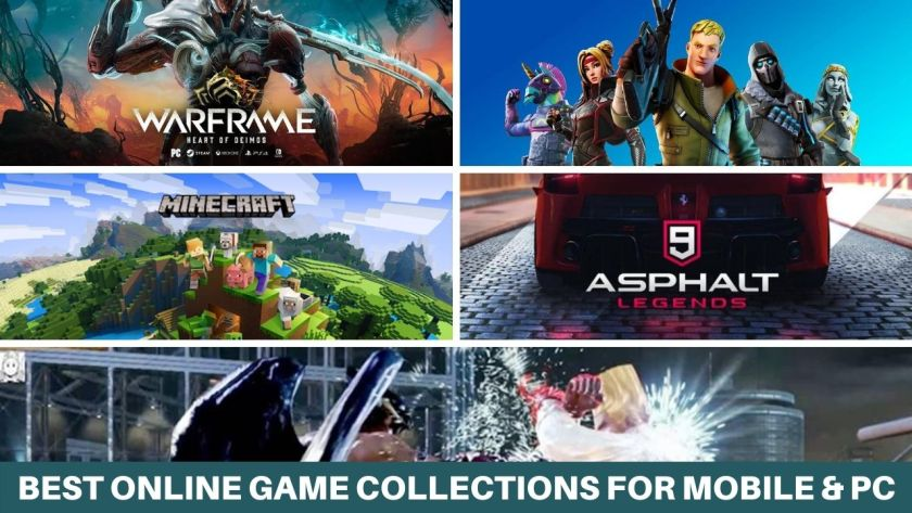 Best Online Game Collections for Mobile PC