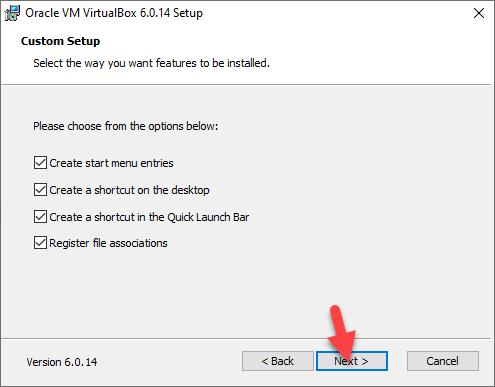 How to install Virtualbox