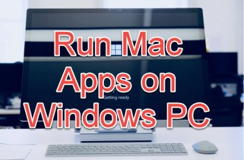 run mac apps on windows 10 pc