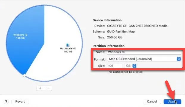 create Windows 10 and macOS Big Sur on pc