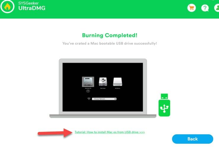 create macOS catalina usb installer on windows 10