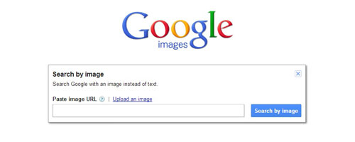 Reverse image search select files