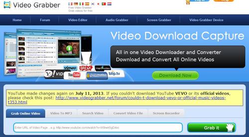 5 Websites to Download YouTube Videos Online