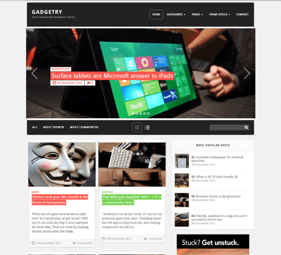 Gadgetry---Free-WordPress-Theme