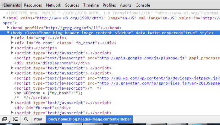 dake-location-on-website-using-google-chrome