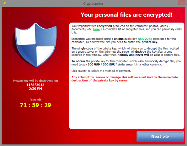 How to protect your pc from crypto ransomware
