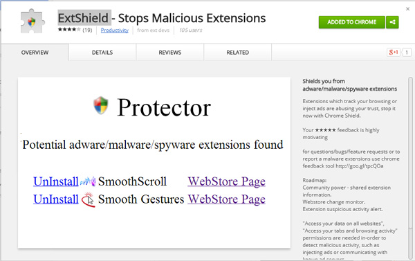 extshield-find-malicious-extension-in-google-chrome