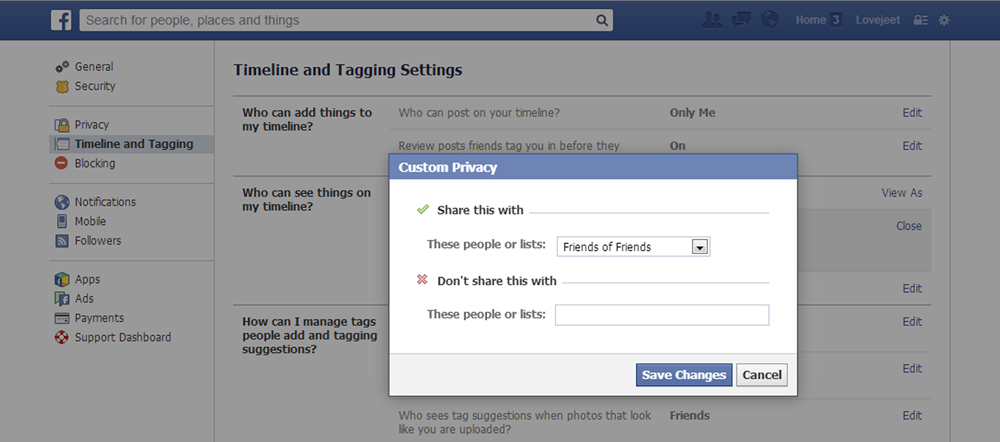 How to see tagged photos on facebook