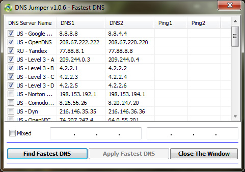 how to find the dns server on your computer