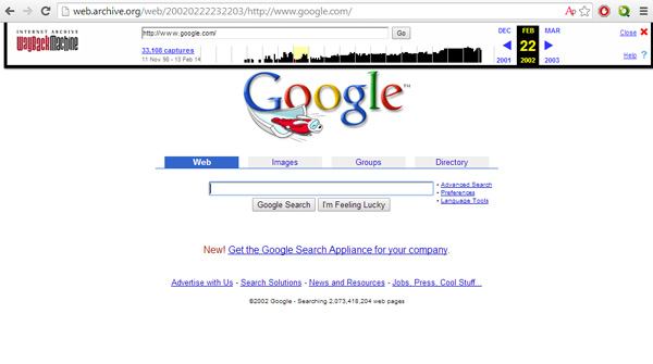 how-google-looked-in-the-past-design