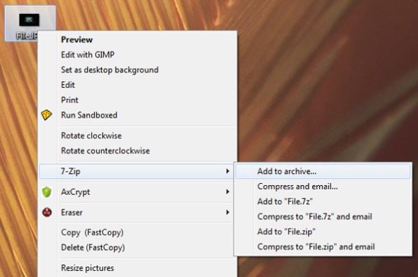 add-to-archive-7zip