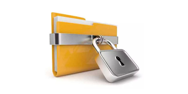 protect files with password