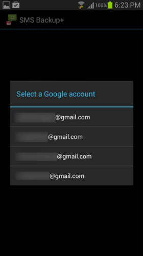 select-gmail-account