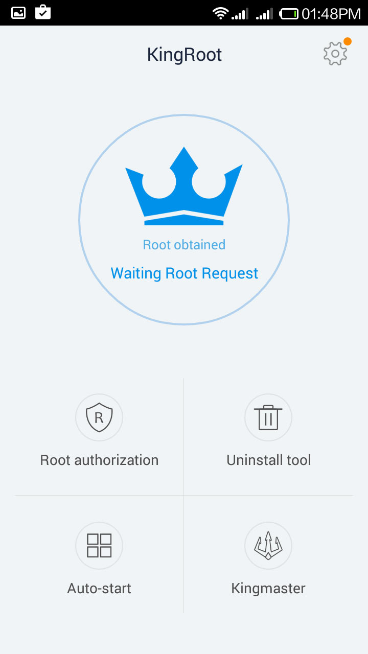 Root almost all Android devices without a PC using Kingroot