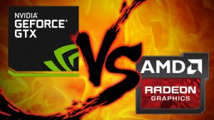 Placa video: AMD vs. nVIDIA