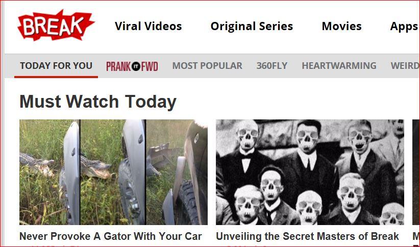 Website Review of Break.com–Upload Videos to Break.com for Cash
