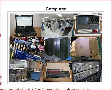 Computer-Parts of Computer