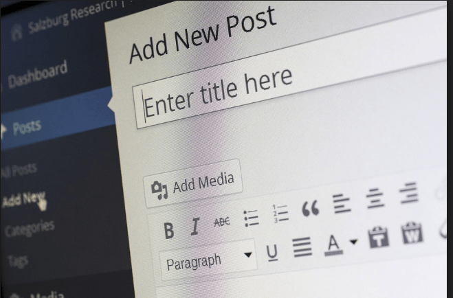 Wordpress Post-How to Add New Post