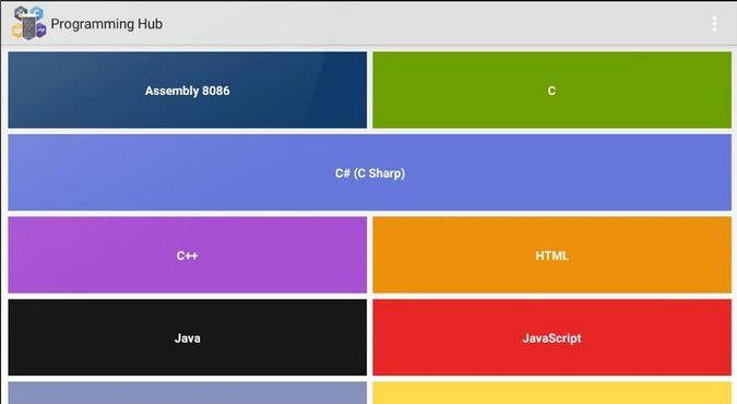 Những Ứng Dụng Android Tốt Nhất Dành Cho Lập Trình Viên