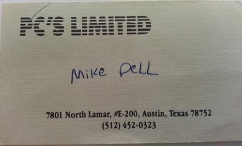 Michael Dell: Dell