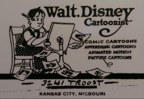 Walter Elias Disney: Walt Disney