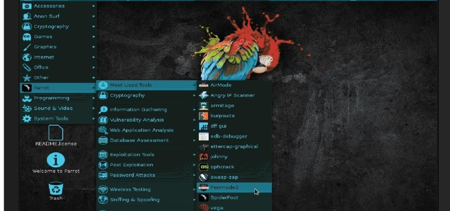 Top 10 Best Operating Systems For Hackers 2017