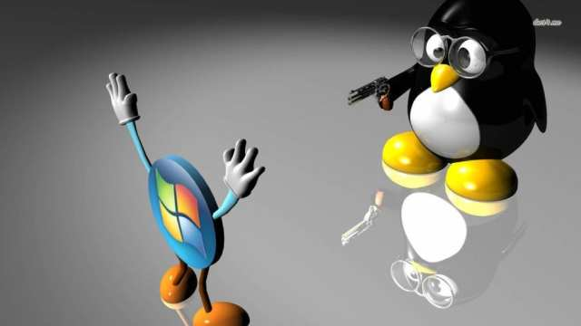 Future Belongs To Linux