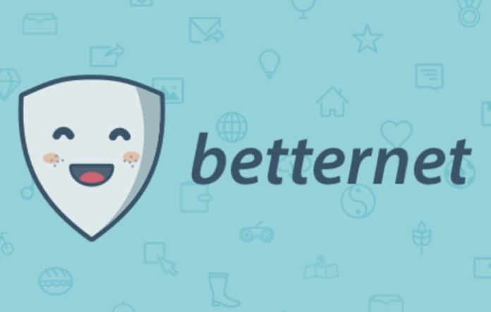 Unlimited Free VPN – betternet