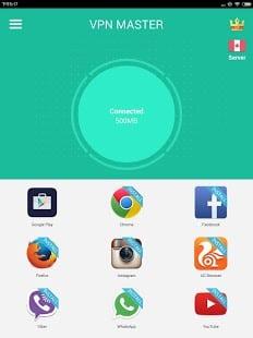 VPN App for iPhone