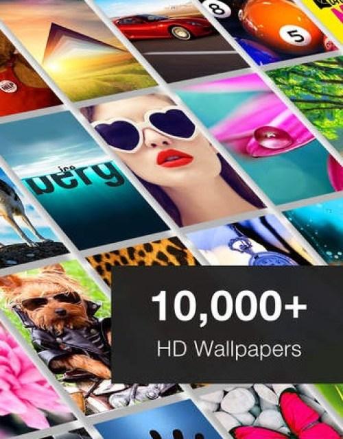 Aplikasi iPhone Terbaik untuk Menghasilkan Wallpaper Tanpa Batas