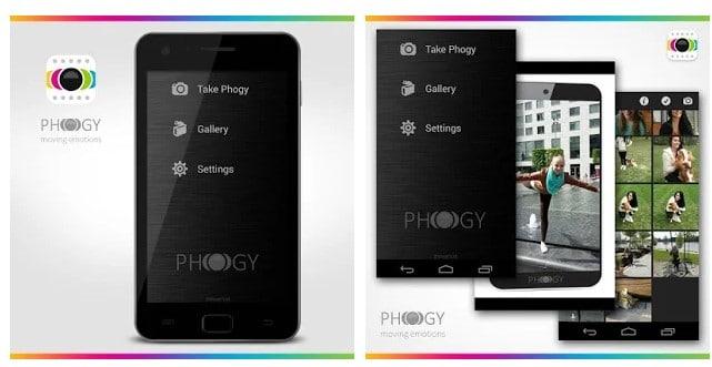 Instal dan Unduh Aplikasi Kamera 3D Phogy
