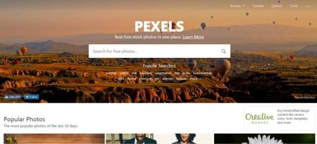 8 of the Best Websites to Find Free Stock Photos