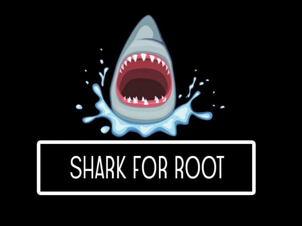 Shark for Root