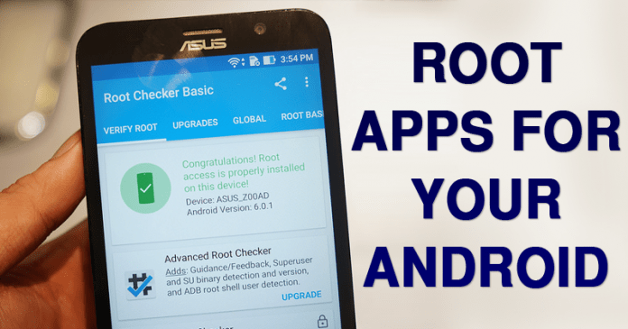 Top 25 Best Root Apps For Your Android Device 2017