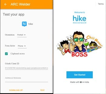 Download and Run Hike on Windows PC
