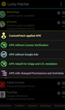 Lucky Patcher 7.1.0 Apk Latest Version Free Download 2018