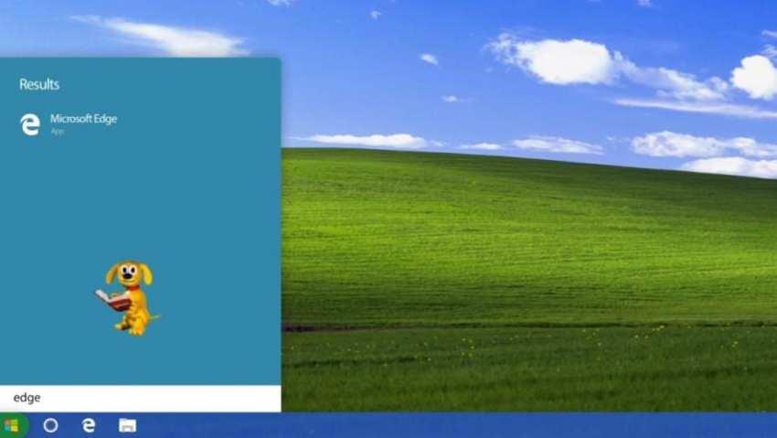 Meet The New Windows XP 2018 Edition