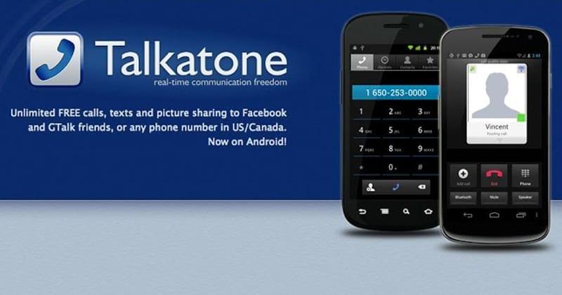 Talkatone