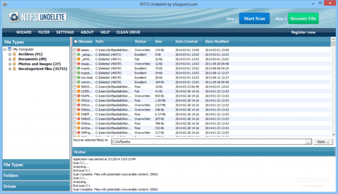 14 3 1024x589 - Top 20 Best Open Source Data Recovery Tools