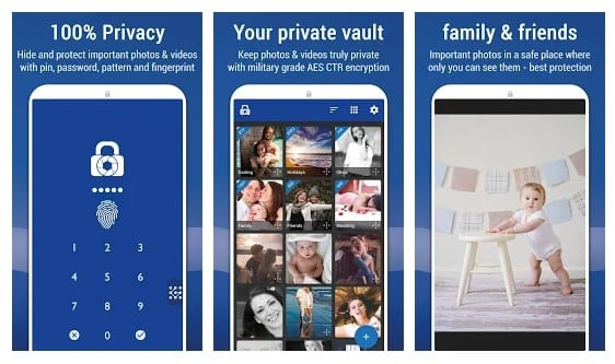 LockMyPix Photo Vault - Top 8 Best Android Apps To Hide Photos & Videos