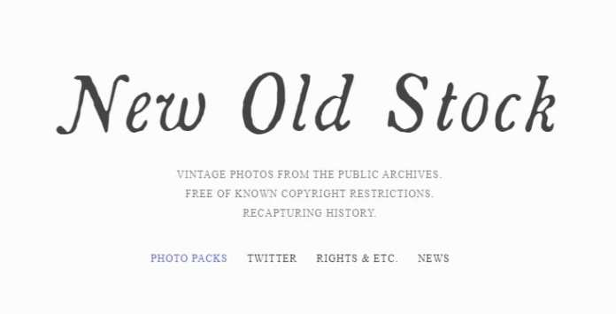New Old Stock - 15 Best Websites Like Unsplash For Free Stock Images