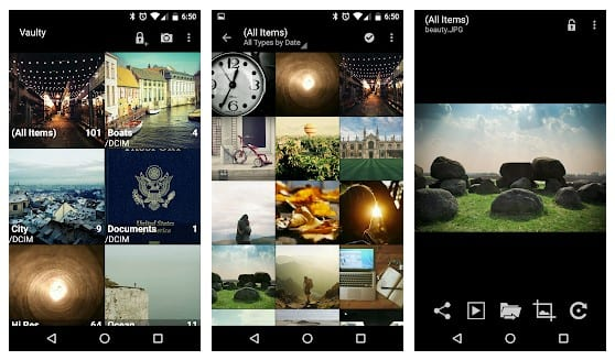 photo hide app download for android