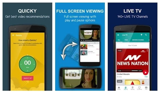 Top 15+ Best Free Live TV Apps For Android » Android Tech News