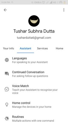 Step 5 - How To Disable Google Assistant On Any Android Device?