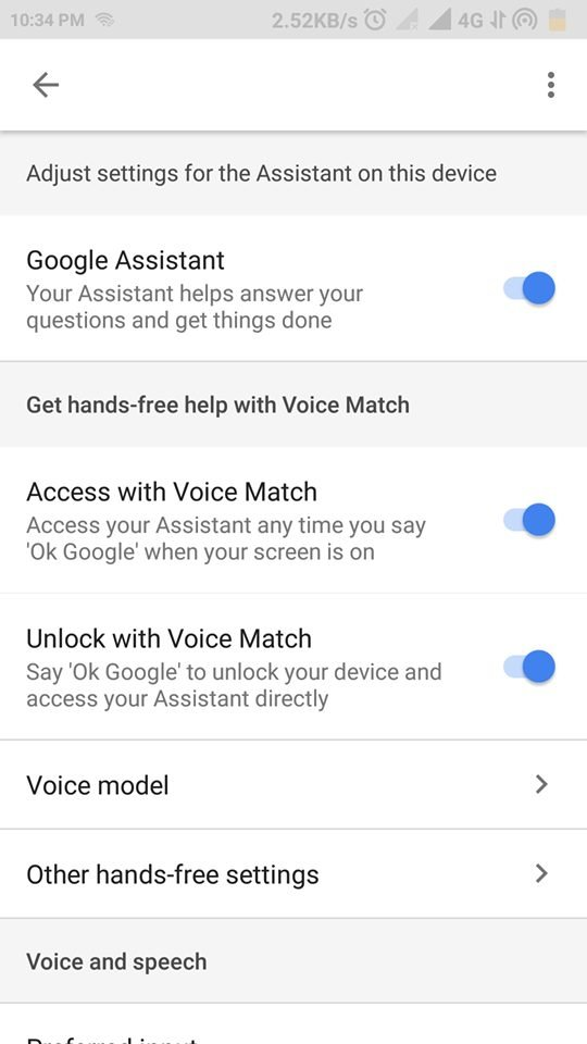 Step 7 - How To Disable Google Assistant On Any Android Device?