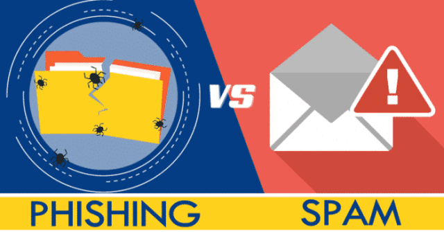 What Is The Difference Between Phishing And Spam?