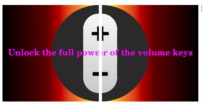 Almighty Volume Keys