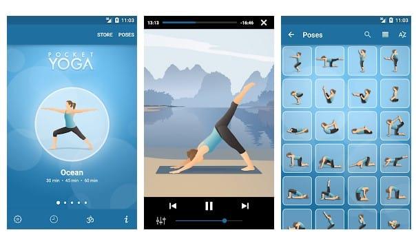 Yoga de poche
