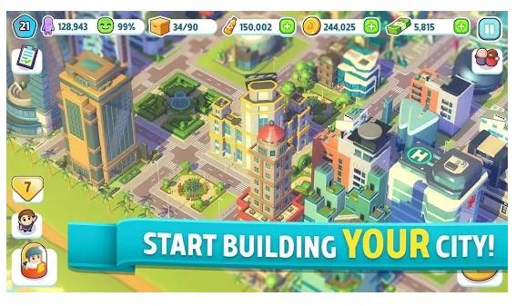 City Mania