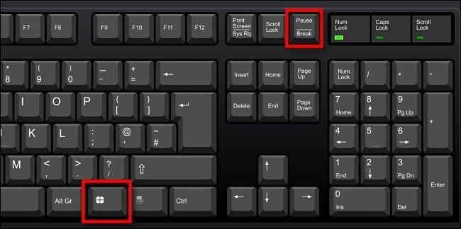 Menggunakan Pintasan Keyboard